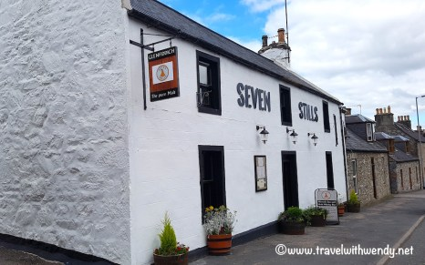 Seven Stills - Restaurant and Pub - Dufftown