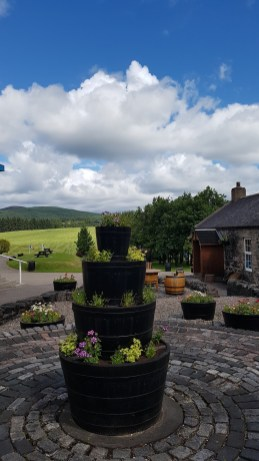 Beautiful day at Speyside