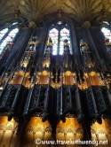 ST. GILES CATHEDRAL - chancel and choir
