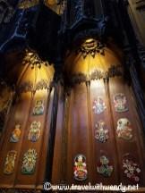 ST. GILES CHURCH - chancel & choir