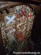 ST. GILES CHURCH - Scottish Crests