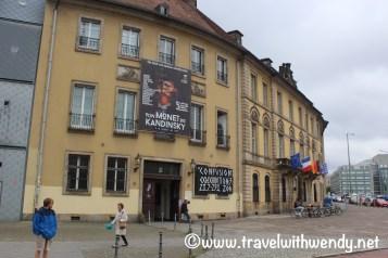 Art Exhibit - From Monet to Kandinsky