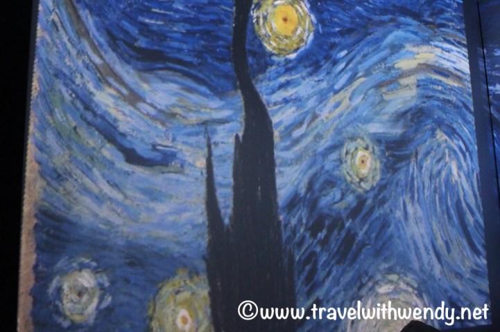 Art Exhibit - Van Gogh