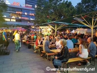Berlin- Sommerfest