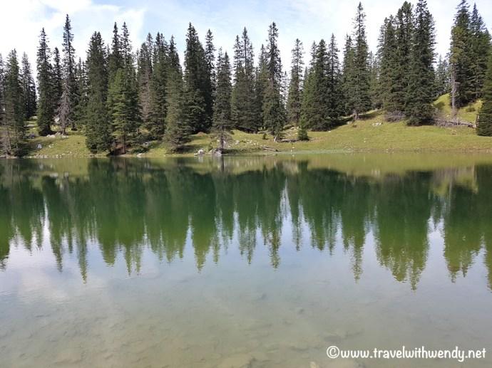 Mountain Lake views