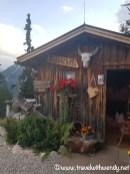 Wettersteinhütte - Kuschlhitle - small hut