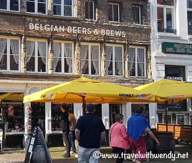 Belgian Beers and Brew
