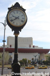 Bucharesti Clock