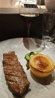 Filet at U EAT! Great steaks and sauces - Antwerp