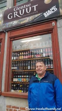 Ghent Beer Stores