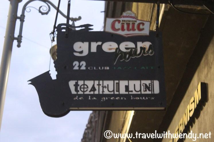 Green hours 22 Club