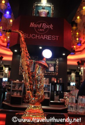 Hard Rock Sax