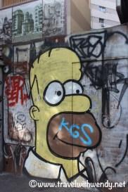 Homer in Bucharest