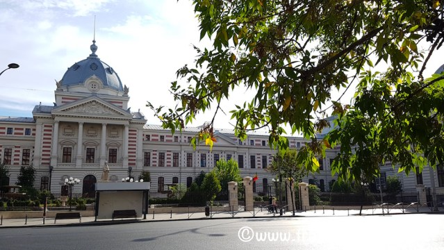 More beautiful buildings - Bucharest