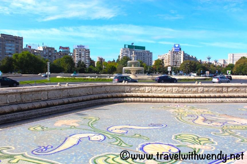 Unirii Square - Bucharest