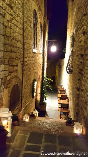Alleys of Assisi