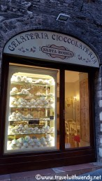 Chocolateria - Assisi