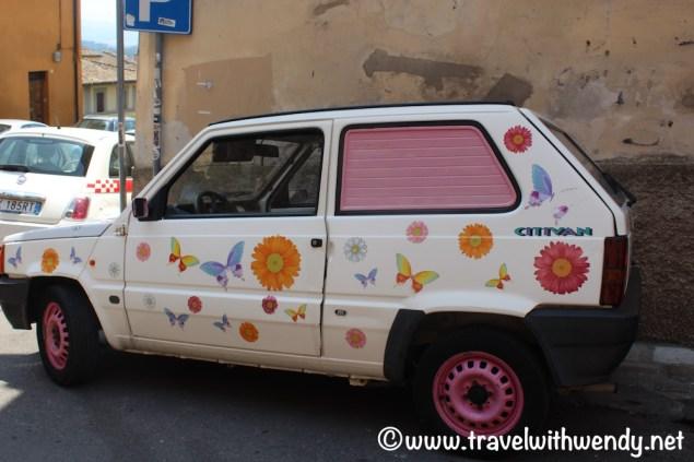 Fun rides in Umbria