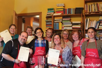 Graduation - Let's Cook in Umbria