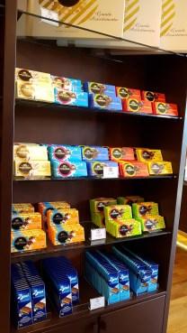 Perugina Chocolate of many colors