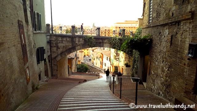 Streets of Perugia