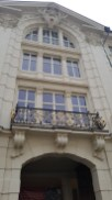 Hofburg entrance