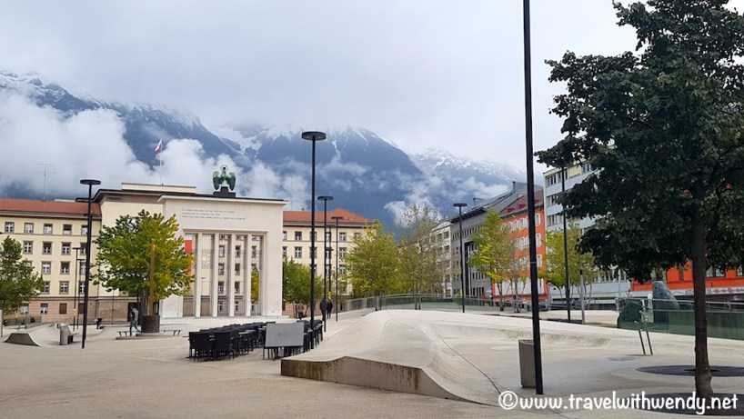Innsbruck ~ city park