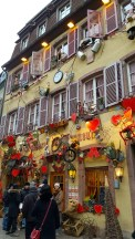 Most decorated shop in Colmar