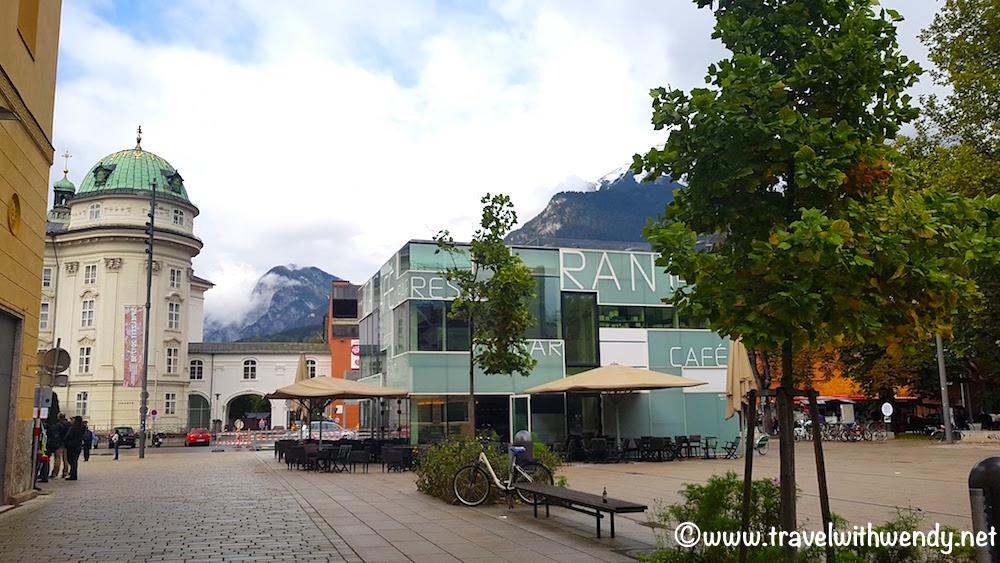 Parking - Altstadt