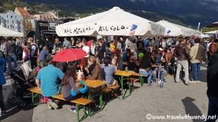Truck Fest in Innsbruck