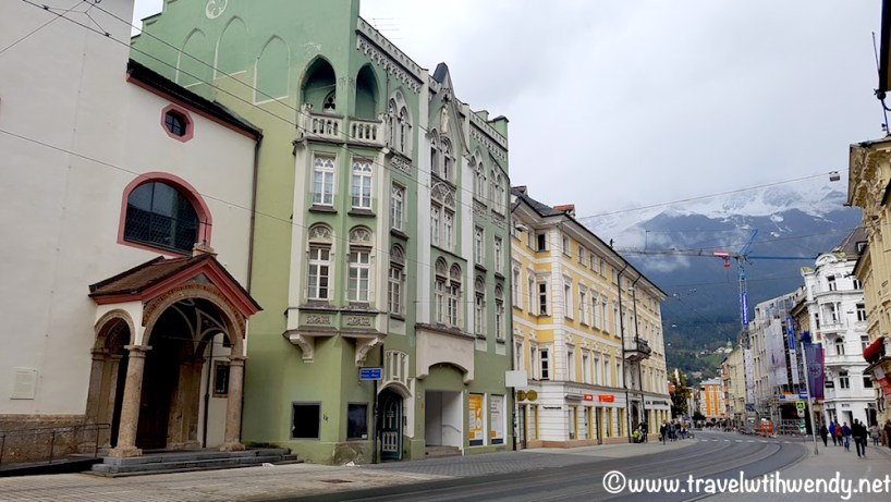 Walking History in Innsbruck