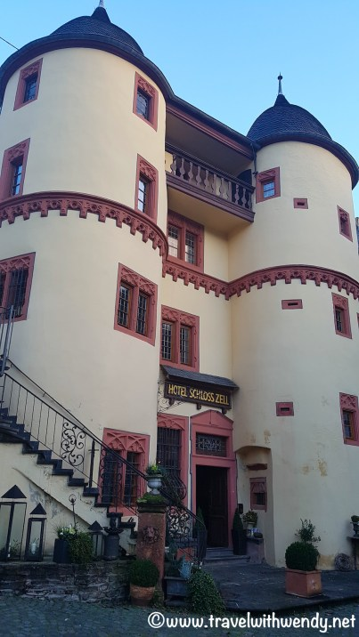 Hotel Schloss Zell