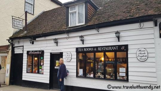 Tea Rooms & Restaurant