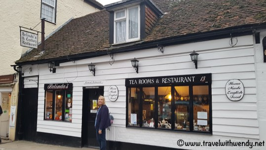 Tea Rooms & Restaurant