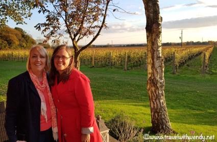 Winetastings around the countryside