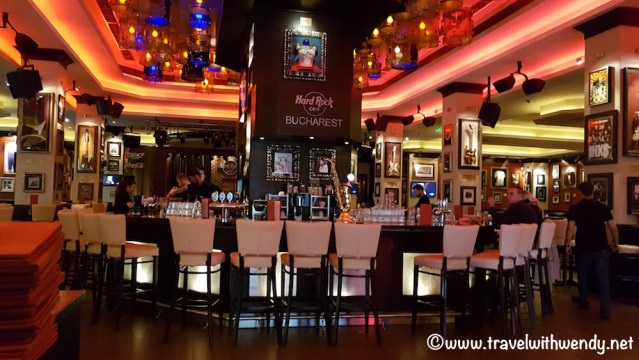 Hard Rock Bucharest