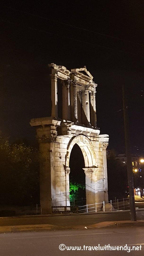 Gates to Acropolis