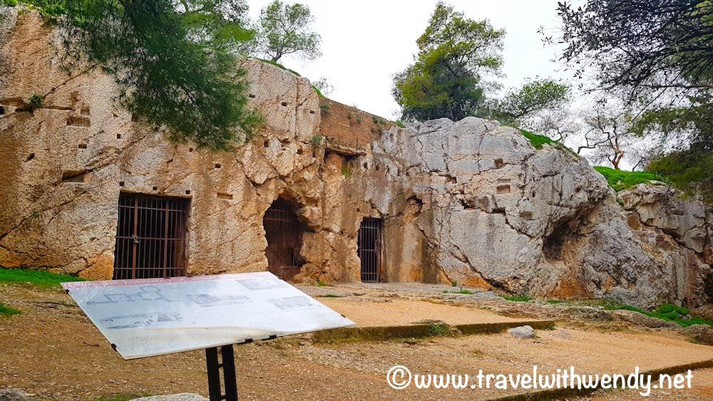 Socrates prison