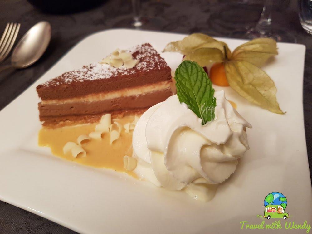 Decadent Desserts - Epernay