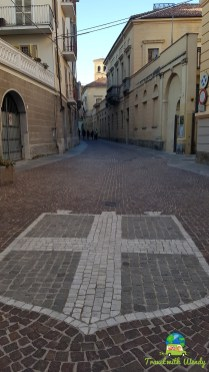 Gorgeous streets of Asti