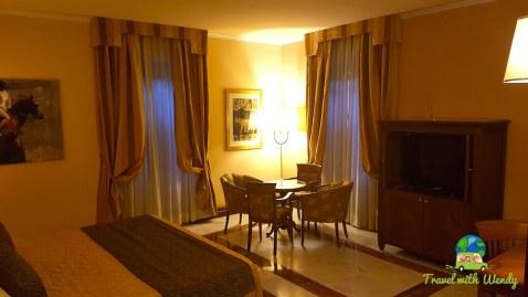 Hotel Alimandi Room