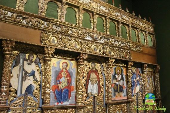 Relics and art Vatican