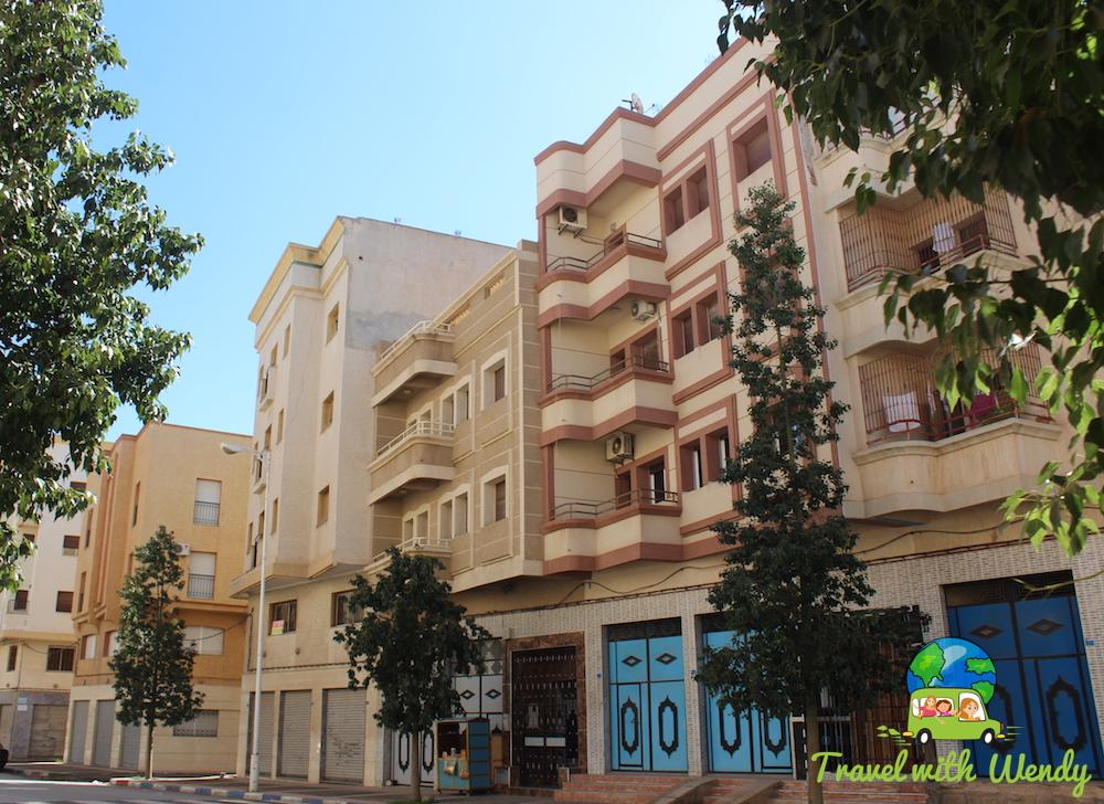 Streets of Nador