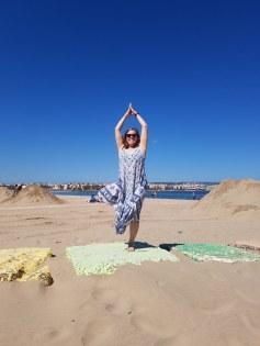 Yoga fun