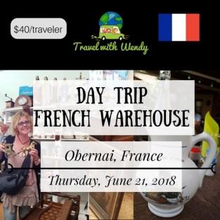 DAY TRIP - Thursday June 21