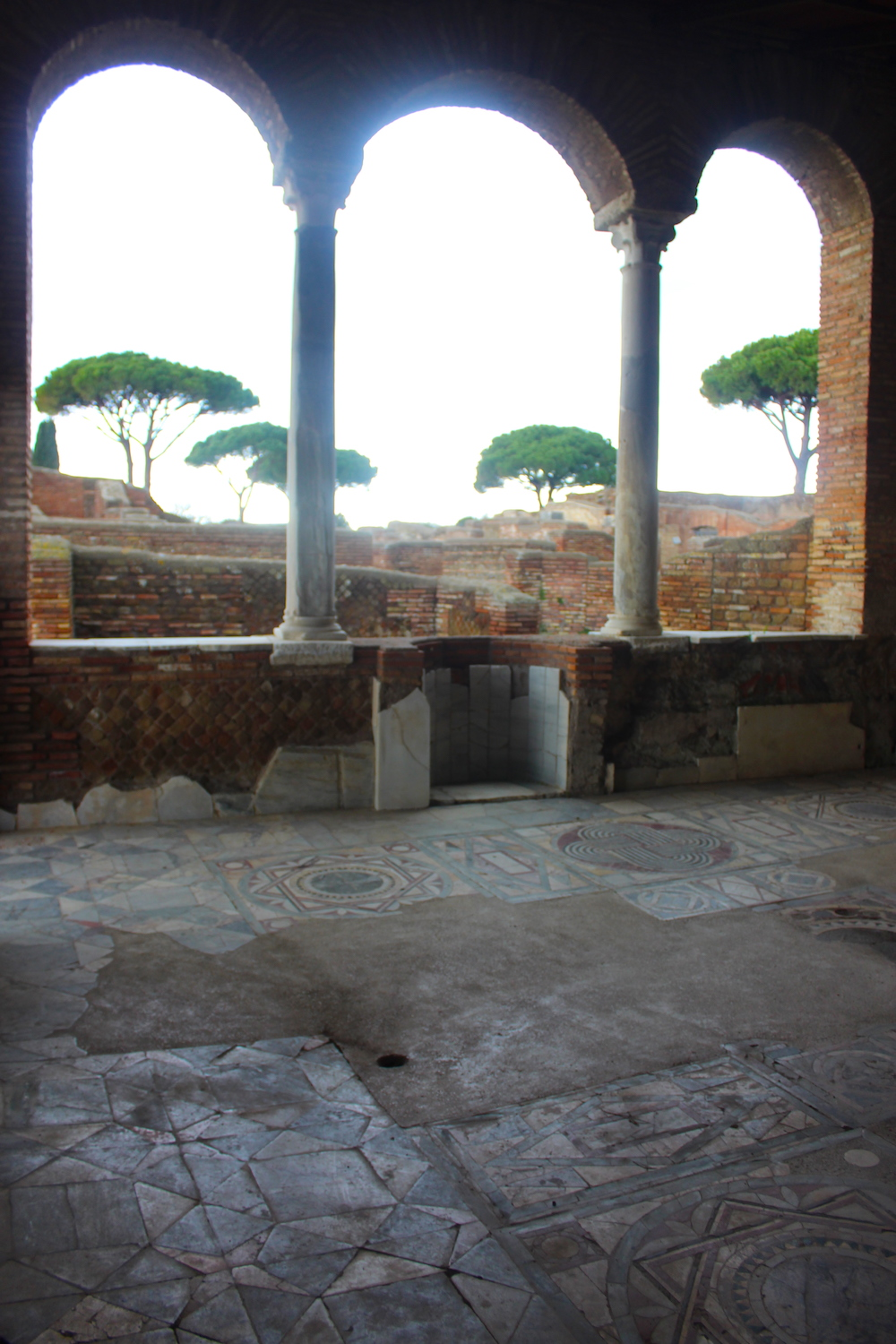 Middle class family home - Ostia Antica