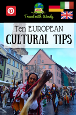 PIN Me ~ Culture tips around Europe