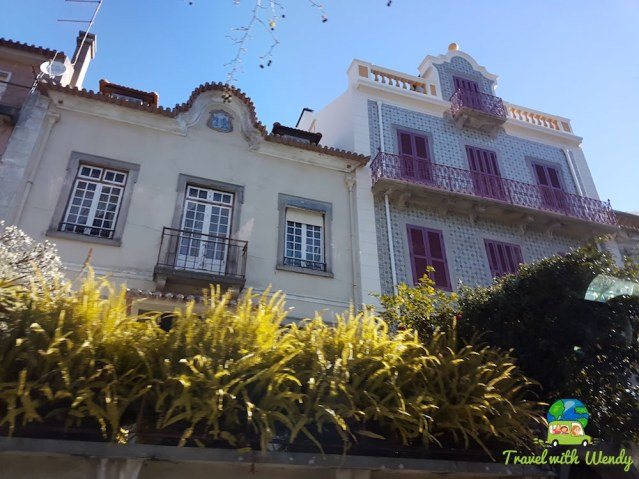 Gorgeous buildings of Sintra