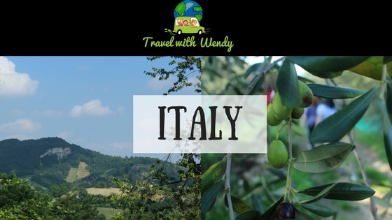 ITALY blogs - Rerouting