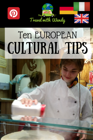 Save me to YOUR PINTEREST - Culture tips around Europe